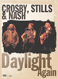 Cover Crosby, Stills, Nash & Young - Daylight Again [DVD]